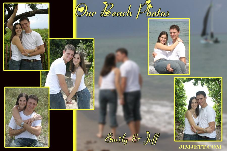 Ft Myers Beach Couple