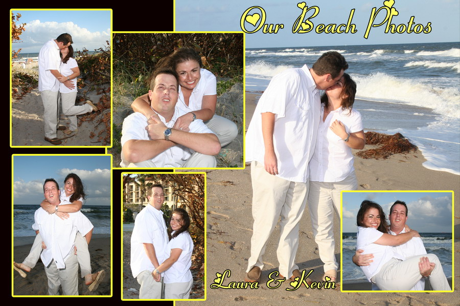 Couples Beach Session
